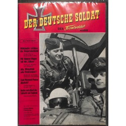 20071958	- No. 	5-1956	 Der Deutsche Soldat german WWII magazine illustrated