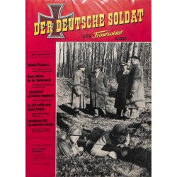 20071960	- No. 	7-1956	 Der Deutsche Soldat german WWII magazine illustrated