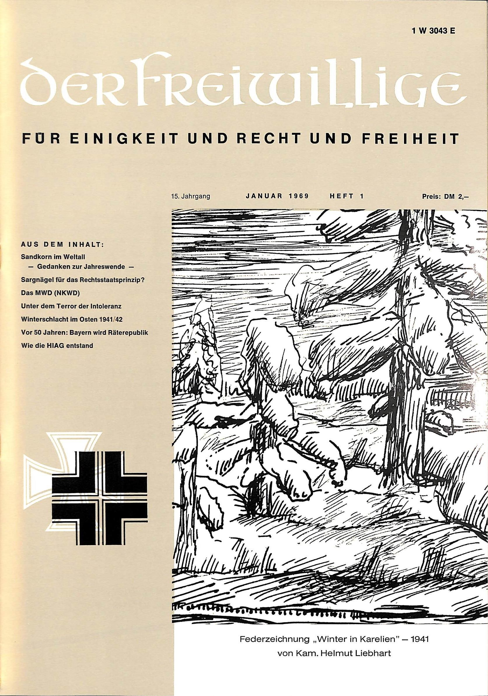 Waffen-SS, HIAG, Freiwillige, Der Frewillige, SS, Uniformen