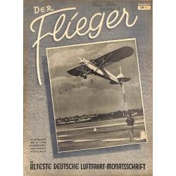 2761 DER FLIEGER-No.12-1950-WWII german aviation magazine  content:airplanes, technic, advertisments