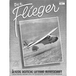 2770 DER FLIEGER-No.10-1951-WWII german aviation magazine  content:airplanes, technic, advertisments