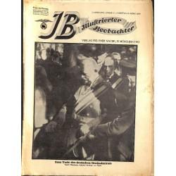 3011 ILLUSTRIERTER BEOBACHTER  No. 11-1930-March 15