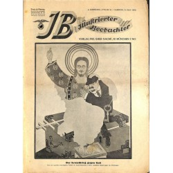 3021 ILLUSTRIERTER BEOBACHTER  No. 21-1930-May 24