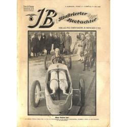3022 ILLUSTRIERTER BEOBACHTER  No. 22--1930-May 31