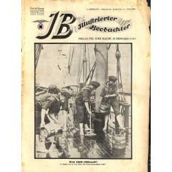 3024 ILLUSTRIERTER BEOBACHTER  Jews No. 24-1930-June 14