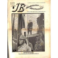 3045 ILLUSTRIERTER BEOBACHTER  No. 45-1930-November 8