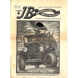 3052 ILLUSTRIERTER BEOBACHTER  No. 52-1930-December 27, content: