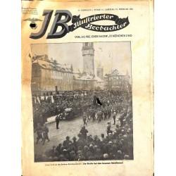 3108 ILLUSTRIERTER BEOBACHTER No. 8-1931-February 21