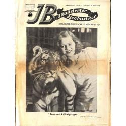 3113 ILLUSTRIERTER BEOBACHTER Einstein picture No. 13-1931-March 28