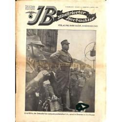 3114 ILLUSTRIERTER BEOBACHTER No. 14-1931-April 4