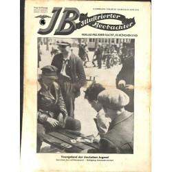 3126 ILLUSTRIERTER BEOBACHTER No. 26-1931-June 27