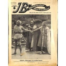 3127 ILLUSTRIERTER BEOBACHTER INCOMPLETE No. 27-1931-July 4