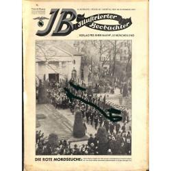 3148 ILLUSTRIERTER BEOBACHTER  Jews No. 48-1931-November 28