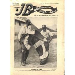 3176 ILLUSTRIERTER BEOBACHTER  Incomplete No. 24-1931-June 13
