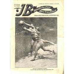 3178 ILLUSTRIERTER BEOBACHTER  No. 28-1931-July 11