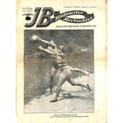 3179 ILLUSTRIERTER BEOBACHTER  No. 28-1931-July 11