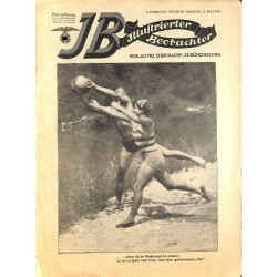3180 ILLUSTRIERTER BEOBACHTER  No. 28-1931-July 11