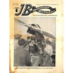 3189 ILLUSTRIERTER BEOBACHTER  No. 36-1931-September 5
