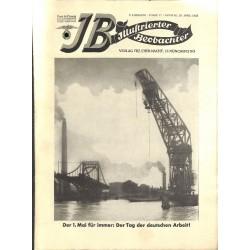 3317  ILLUSTRIERTER BEOBACHTER  No. 17-1933-April 29