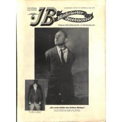 3318 ILLUSTRIERTER BEOBACHTER  Jews No. 18-1933-May 6