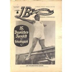 3329  ILLUSTRIERTER BEOBACHTER  No. 29-1933-July 22 v