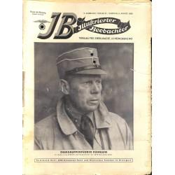 3331 ILLUSTRIERTER BEOBACHTER  Jews No. 31-1933-August 5