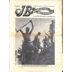 3338  ILLUSTRIERTER BEOBACHTER  No. 38-1933-September 23