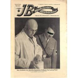 3405 ILLUSTRIERTER BEOBACHTER  Jews No. 5-1934-February 3