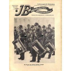3408 ILLUSTRIERTER BEOBACHTER  No. 8-1934-February 24