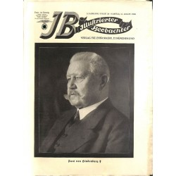 3432 ILLUSTRIERTER BEOBACHTER  No. 32-1934-August 11