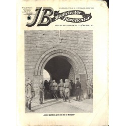 3433 ILLUSTRIERTER BEOBACHTER  No. 33-1934-August 18