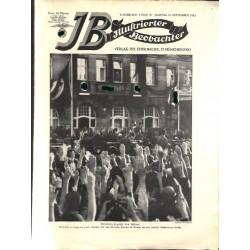 3437 ILLUSTRIERTER BEOBACHTER  No. 37-1934-September 15