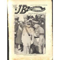3443 ILLUSTRIERTER BEOBACHTER  No. 43-1934-October 27 v