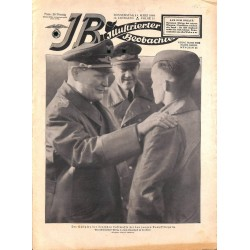 4011	 ILLUSTRIERTER BEOBACHTER 	 WWII No. 	11-1940	-	March 14