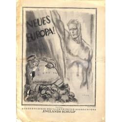 4467 ILLUSTRIERTER BEOBACHTER  Special Issue1939-Englands Schuld