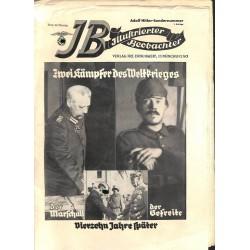 4468 ILLUSTRIERTER BEOBACHTER  Special Issueca. 1933-Adolf Hitler-Sondernummer 1.Auflage