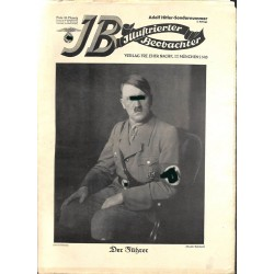 4469 ILLUSTRIERTER BEOBACHTER  Special Issueca. 1934-Adolf Hitler-Sondernummer 2.Auflage